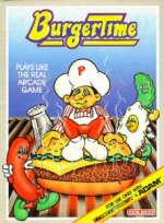 Colecovision - Burgertime