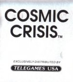 Colecovision - Cosmic Crisis