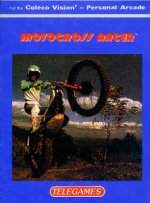 Colecovision - Motocross Racer
