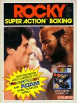 Colecovision - Rocky Super Action Boxing