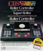 Colecovision - Colecovision Roller Controller Boxed