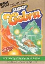 Colecovision - Super Cobra