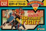 Famicom - 10 Yard Fight