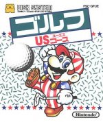 Famicom Disk System - Famicom Golf - US Course