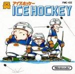 Famicom Disk System - Ice Hockey