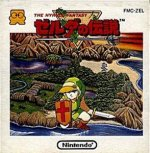 Famicom Disk System - Zelda