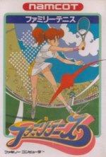 Famicom - Family Tennis
