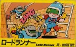 Famicom - Lode Runner