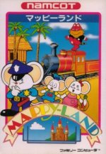 Famicom - Mappy Land