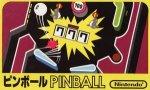 Famicom - Pinball