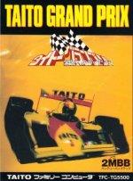 Famicom - Taito Grand Prix
