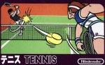 Famicom - Tennis