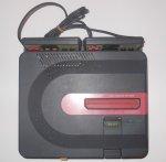 Famicom - Famicom Twin Black Console Loose