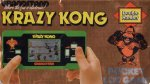 Grandstand - Krazy Kong Boxed