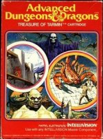 Mattel Intellivision - Advanced Dungeons and Dragons - Treasure of Tarmin