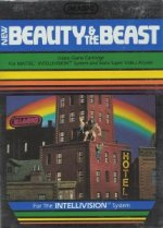 Mattel Intellivision - Beauty and the Beast