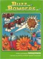 Mattel Intellivision - Buzz Bombers
