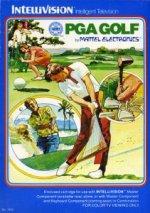 Mattel Intellivision - PGA Golf