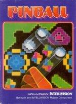 Mattel Intellivision - Pinball
