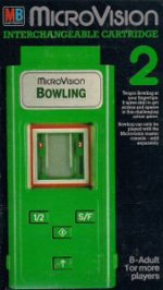 MB - Microvision Bowling Boxed