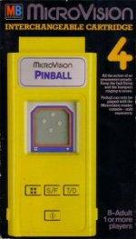 MB - Microvision Pinball Boxed