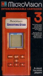 MB - Microvision Shooting Star Boxed