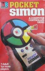 MB - Pocket Simon Boxed