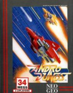 Neo Geo AES - Andro Dunos