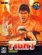 Neo Geo AES - Burning Fight