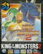 Neo Geo AES - King of the Monsters 2
