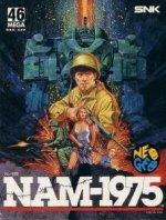 Neo Geo AES - Nam-1975