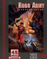 Neo Geo AES - Robo Army