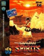 Neo Geo AES - Samurai Spirits