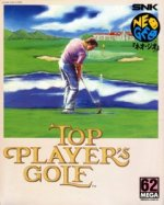 Neo Geo AES - Top Players Golf