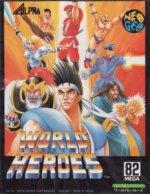 Neo Geo AES - World Heroes