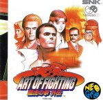 Neo Geo CD - Art of Fighting 3