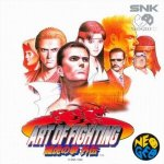 Neo Geo CD - Art of Fighting Gaiden