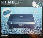 Neo Geo CD - Neo Geo CD Console Boxed