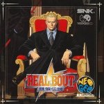 Neo Geo CD - Real Bout Fatal Fury