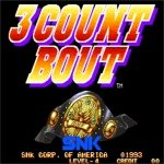 Neo Geo MVS - 3 Count Bout