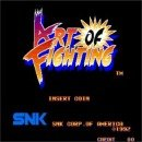Neo Geo MVS - Art of Fighting