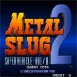 Neo Geo MVS - Metal Slug 2