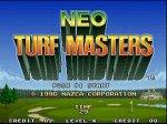 Neo Geo MVS - Neo Turf Masters