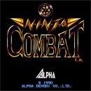 Neo Geo MVS - Ninja Combat