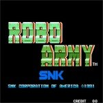 Neo Geo MVS - Robo Army