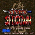 Neo Geo MVS - Samurai Shodown