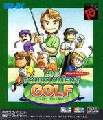 Neo Geo Pocket - Big Tournament Golf
