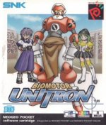 Neo Geo Pocket - Biomotor Unitron