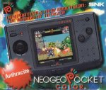 Neo Geo Pocket - Neo Geo Pocket Colour Anthracite Console Boxed