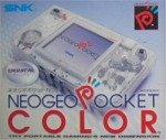 Neo Geo Pocket - Neo Geo Pocket Colour Crystal Console Boxed